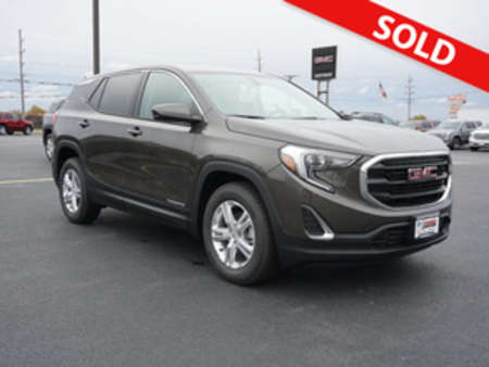 2019 GMC TERRAIN SLE for Sale  - 103  - Coffman Truck Sales