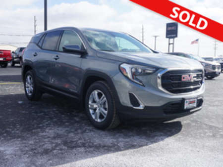 2019 GMC TERRAIN SLE for Sale  - 256  - Coffman Truck Sales