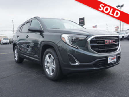 2019 GMC TERRAIN SLE for Sale  - 533  - Coffman Truck Sales