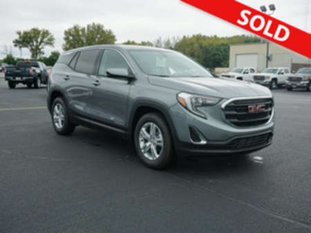 2019 GMC TERRAIN SLE for Sale  - 048  - Coffman Truck Sales