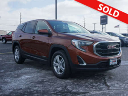2019 GMC TERRAIN SLE for Sale  - 229  - Coffman Truck Sales