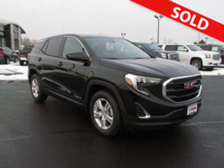 2018 GMC TERRAIN SLE for Sale  - 3632  - Coffman Truck Sales