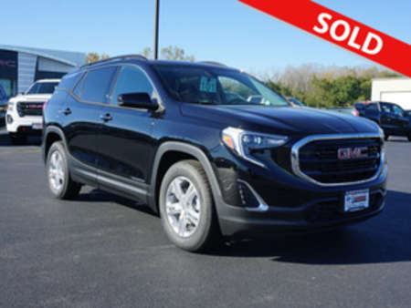 2019 GMC TERRAIN SLE for Sale  - 101  - Coffman Truck Sales
