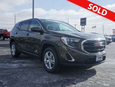 2019 GMC TERRAIN SLE for Sale  - 264  - Coffman Truck Sales