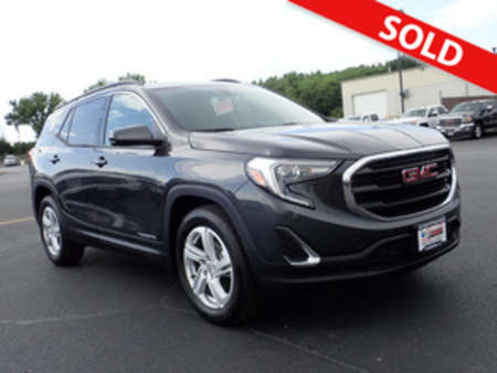 2018 GMC TERRAIN SLE for Sale  - 3998  - Coffman Truck Sales