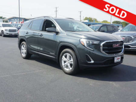 2018 GMC TERRAIN SLE for Sale  - 060  - Coffman Truck Sales