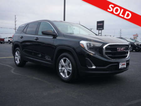 2019 GMC TERRAIN SLE for Sale  - 230  - Coffman Truck Sales