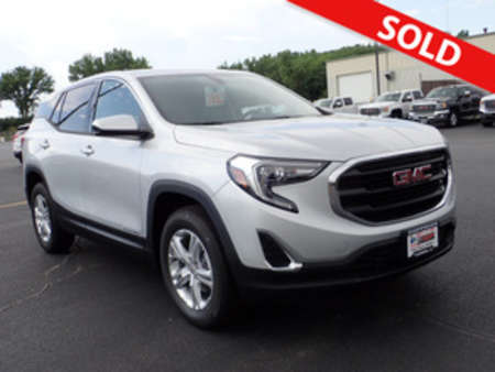 2019 GMC TERRAIN SLE for Sale  - 3952  - Coffman Truck Sales