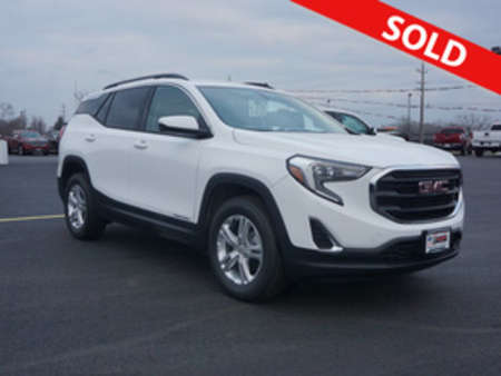 2019 GMC TERRAIN SLE AWD for Sale  - 142  - Coffman Truck Sales