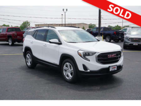 2019 GMC TERRAIN SLE AWD for Sale  - 596  - Coffman Truck Sales