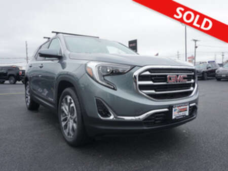 2019 GMC TERRAIN SLT AWD for Sale  - 532  - Coffman Truck Sales