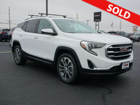 2019 GMC TERRAIN SLT AWD for Sale  - 123  - Coffman Truck Sales