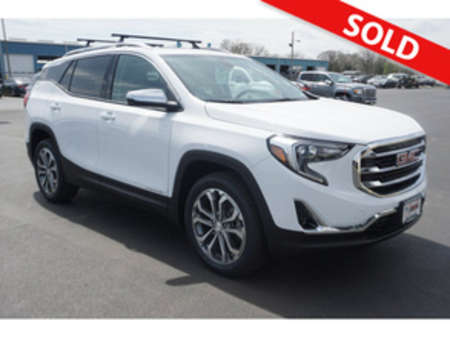 2018 GMC TERRAIN SLT AWD for Sale  - 3817  - Coffman Truck Sales