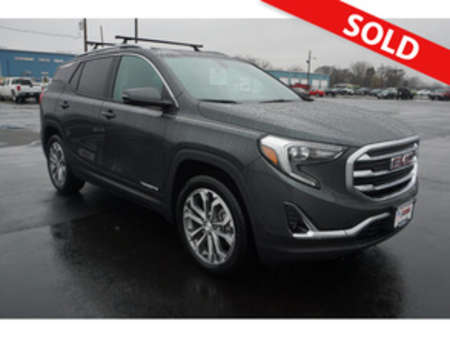 2018 GMC TERRAIN SLT AWD for Sale  - 3801  - Coffman Truck Sales