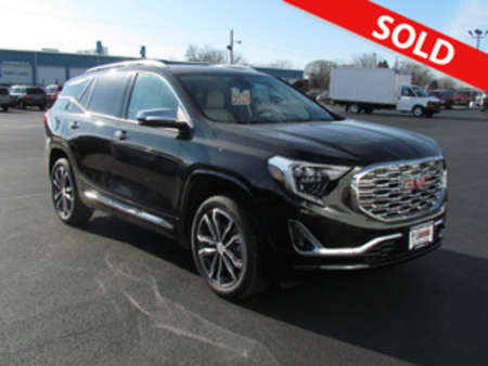 2018 GMC TERRAIN Denali for Sale  - 3529  - Coffman Truck Sales
