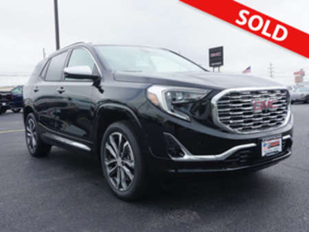 2019 GMC TERRAIN Denali AWD for Sale  - 474  - Coffman Truck Sales