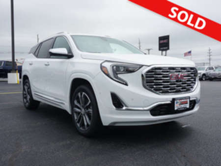 2019 GMC TERRAIN Denali AWD for Sale  - 535  - Coffman Truck Sales
