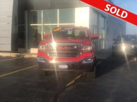 2018 GMC Sierra 1500 SLE 4WD Crew Cab for Sale  - 127  - Coffman Truck Sales