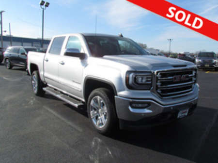 2018 GMC Sierra 1500 SLT for Sale  - 3645  - Coffman Truck Sales
