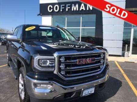 2016 GMC Sierra 1500 SLT 4WD Crew Cab for Sale  - 8722  - Coffman Truck Sales