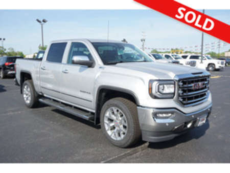 2018 GMC Sierra 1500 SLT 4WD Crew Cab for Sale  - 3886  - Coffman Truck Sales