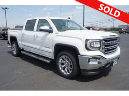 2018 GMC Sierra 1500 SLT for Sale  - 3844  - Coffman Truck Sales