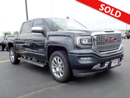 2018 GMC Sierra 1500 Denali 4WD Crew Cab for Sale  - 3984  - Coffman Truck Sales