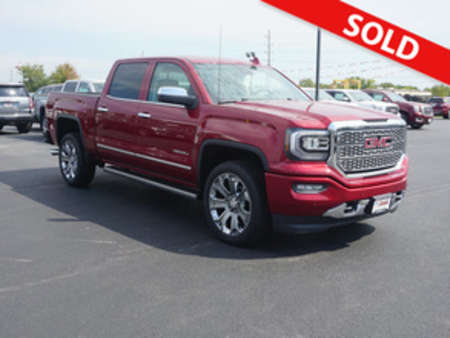 2018 GMC Sierra 1500 Denali 4WD Crew Cab for Sale  - 002  - Coffman Truck Sales