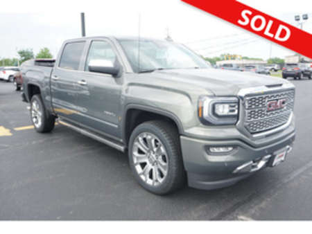 2018 GMC Sierra 1500 Denali for Sale  - 3897  - Coffman Truck Sales