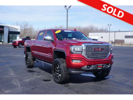 2018 GMC Sierra 1500 Denali 4WD Crew Cab for Sale  - 3997  - Coffman Truck Sales