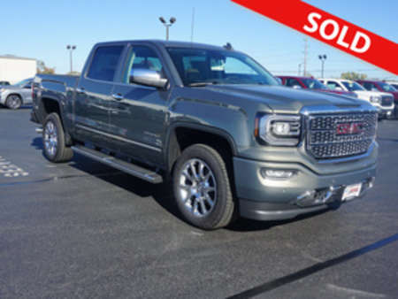 2018 GMC Sierra 1500 Denali 4WD Crew Cab for Sale  - 074  - Coffman Truck Sales