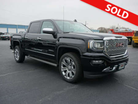 2018 GMC Sierra 1500 Denali 4WD Crew Cab for Sale  - 107  - Coffman Truck Sales