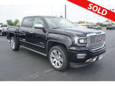 2018 GMC Sierra 1500 Denali for Sale  - 3885  - Coffman Truck Sales