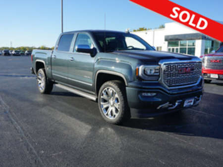 2018 GMC Sierra 1500 Denali 4WD Crew Cab for Sale  - 004  - Coffman Truck Sales