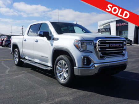 2019 GMC Sierra 1500 SLT 4WD Crew Cab for Sale  - 439  - Coffman Truck Sales