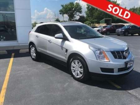 2012 Cadillac SRX Luxury Collection for Sale  - 8595  - Coffman Truck Sales