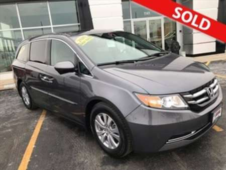 2016 Honda Odyssey EX-L w/RES for Sale  - 8711  - Coffman Truck Sales