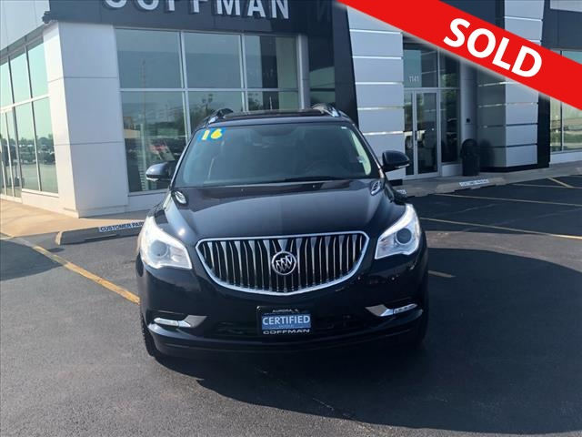 2016 Buick Enclave  - Coffman Truck Sales