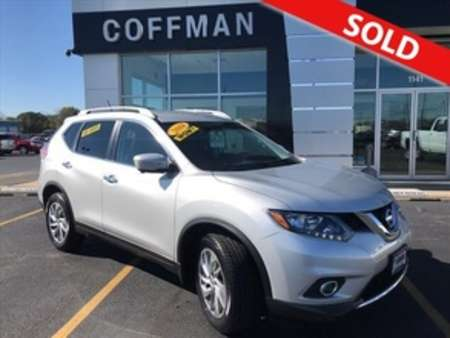 2014 Nissan Rogue SL AWD for Sale  - 8635  - Coffman Truck Sales