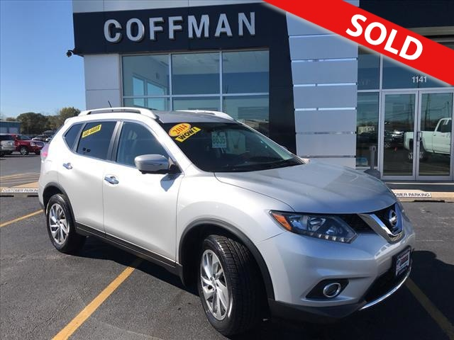 2014 Nissan Rogue  - Coffman Truck Sales