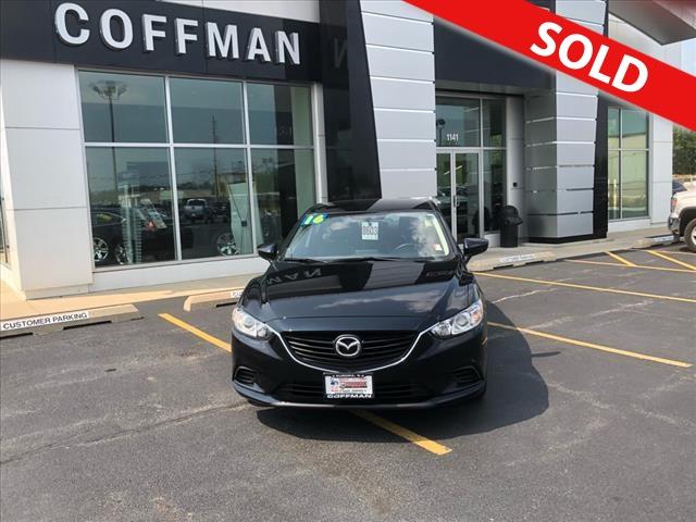 2016 Mazda Mazda6  - Coffman Truck Sales