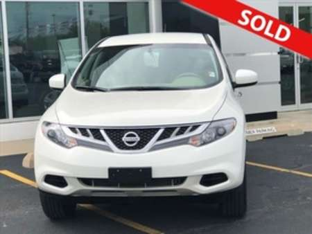 2014 Nissan Murano S for Sale  - 8600  - Coffman Truck Sales