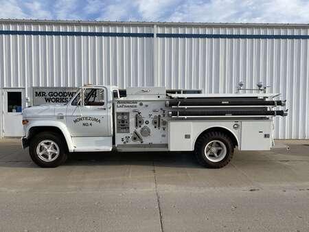1984 Chevrolet C-70  for Sale  - 1984 Firetruck  - Vannoy Chevrolet