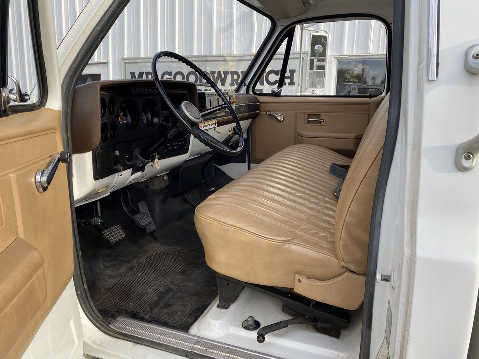 1984 Chevrolet C-70  - Vannoy Chevrolet