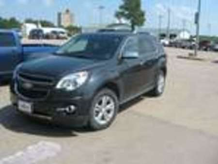 2013 Chevrolet Equinox LTZ for Sale  - 384613  - Wiele Chevrolet, Inc.