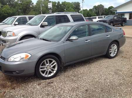 2008 Chevrolet Impala LTZ for Sale  - 318116  - Wiele Chevrolet, Inc.