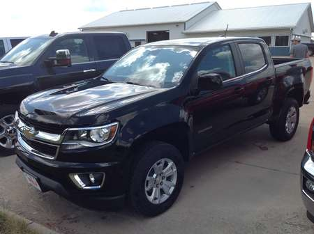 2020 Chevrolet Colorado 4WD LT for Sale  - 100563  - Wiele Chevrolet, Inc.