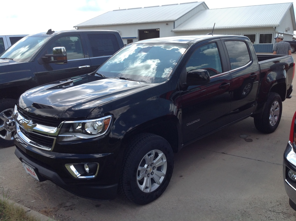 2020 Chevrolet Colorado  - Wiele Chevrolet, Inc.