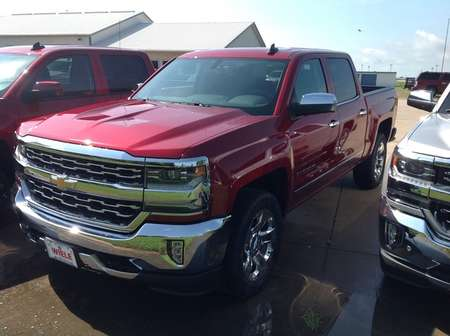 2018 Chevrolet Silverado 1500 LTZ for Sale  - 410771  - Wiele Chevrolet, Inc.