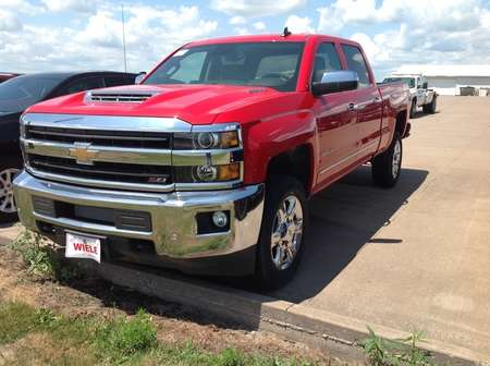 2019 Chevrolet Silverado 2500HD LTZ for Sale  - 202012  - Wiele Chevrolet, Inc.